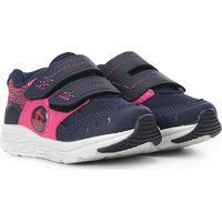 Tênis Bebê Batatinha Linha Jogging - Masculino-Pink