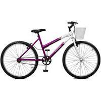 Bicicleta Master Bike Aro 26 Feminina Serena Roxo