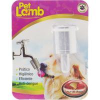 Bebedouro De Torneira Automático Pet Lamb Para Cães Furacão Pet