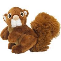 Pelúcia Animal Planet Esquilo - Fun Divirta-Se - Kanui