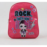 Mochila Infantil Lol Surprise Pink