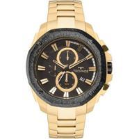 Relógio Technos Masculino Legacy - Js16Ab/4P Js16Ab/4P - Masculino-Dourado