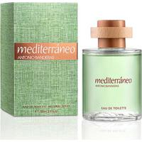 Perfume Masculino Mediterráneo Antonio Banderas Eau De Toilette 100Ml - Masculino