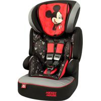 Cadeira Para Auto De 09 À 36 Kg - Beline Sp - Mickey Mouse - Team Tex - Disney - Unissex-Preto