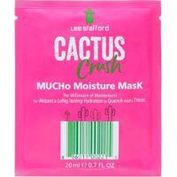 Lee Stafford Cactus Crush Mucho - Máscara De Hidratação 20Ml - Unissex-Incolor