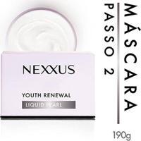 Máscara De Tratamento Nexxus Youth Renewal Restoring 190 G - Feminino-Incolor