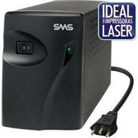 Estabilizador Sms Progressive Laser Iii 16216 1000Va Bivolt