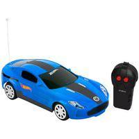 Carrinho De Controle Remoto Candide Hot Wheels Dreamer Azul 4+ 4532