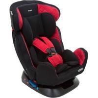 Cadeira Para Auto Cosco Reclinável Avant - Unissex-Vermelho+Preto