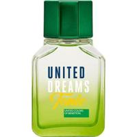 Perfume United Dreams Tonic For Him Benetton Edt Masculino 100Ml - Masculino