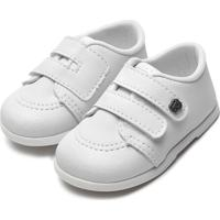Tênis Pimpolho Infantil Conforto Branco