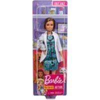 Barbie Profissões Veterinária - Mattel