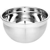 Tigela Mixing Bowl Inox Escovado 22 Cm - Tigela Mixing Bowl Inox 22Cm