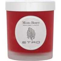 Etro Vela Perfumada 'Misto Bosco' - Vermelho