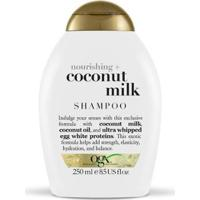 Shampoo Ogx Coconut Milk 250Ml - Feminino-Incolor