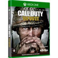 Jogo Call Of Duty: Wwii Xbox One - Unissex