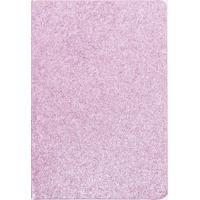 Caderno Com Glitter Sem Linhas