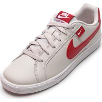 Tênis Couro Nike Sportswear Court Royale Tab Off-White