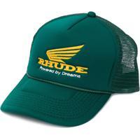 Rhude Boné Rhonda Trucker - Verde