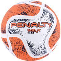 ... Bola De Futsal Penalty Max 50 Termotec Viii - Branco Coral 7c46832b07d3e