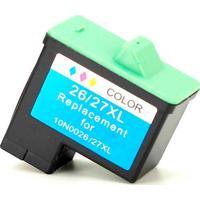 Cartucho Para Lexmark 26 | 10N0026 Colorido Compatível 11Ml