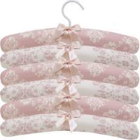 Jogo De Cabides 6Pçs Laura Baby Provençal Rosê