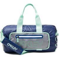Mala Oakley 90'S Small Duffle Bag - Masculino-Azul