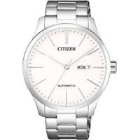 Relógio Citizen Automático Tz20788Q Masculino - Masculino-Prata