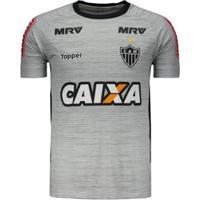 Camisa Topper Atlético Mineiro Treino Atleta 2017 - Masculino
