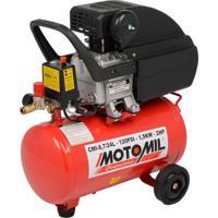 Compressor De Ar Motomil Cmi 8,7/24L, 2 Hp - Bivolt