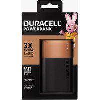Carregador Duracell Portátil Power Bank 10050 Mah
