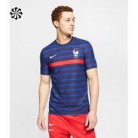 Camisa Nike França I 2020 Jogador Masculino