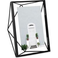 Porta-Retrato Prisma 13X18 Cm Preto