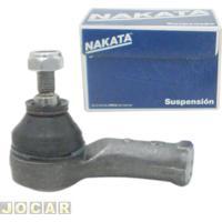 Terminal De Direção - Nakata - Focus - 1998 Até 2006 - Lado Do Motorista - Cada (Unidade) - N2126