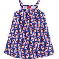 Vestido Infantil Kyly Borboletas - Feminino