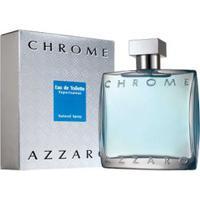 Perfume Azzaro Chrome Masculino Eau De Toilette 30Ml
