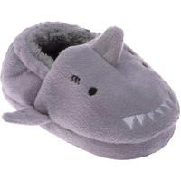 Pantufa Infantil Antiderrapante Pimpolho Tubarão