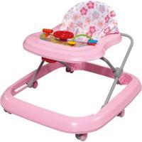 Andador Tutti Baby Toy 02003-28 Rosa Se