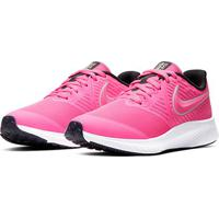 Tênis Infantil Nike Star Runner 2 Gs - Unissex-Rosa+Branco