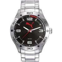 Relógio Puma Rim Silver - MuccaShop 66fe9f64ac