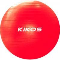Bola Suíça Fit Ball 55Cm Kikos - Vermelho