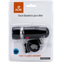 Farol Dianteiro Para Bike Acte Sports A12 - Preto