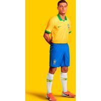 Camisa Nike Brasil Comemorativa Copa América 2019/20 Jogador Mascul...