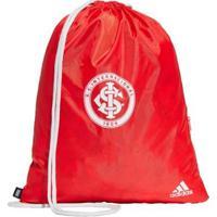 Bolsa Ginastica Internacional Adidas - Unissex-Vermelho