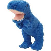 Pelúcia 30 Cm - Baby Dinos - Azul - Minimi