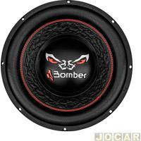 """Subwoofer - Bomber - Bicho Papão 12"""" Polegadas 2000W Rms - 2X2 Ohms - Cada (Unidade) - 1.23.072"""