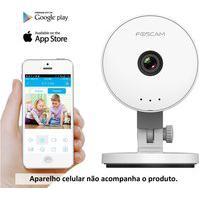 Babá Eletrônica Ip - C1 Lite - Câmera 1.0 Mp, Hd E Tecnologia Plug & Play - Foscam
