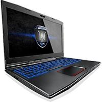 Notebook Gamer Avell Titanium W1513 Mx7 Intel Core I7 16Gb (Geforce Gtx 1050Ti) 1Tb Sshd 15.6 Fhd Preto (Preto Fosco)
