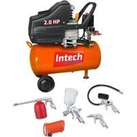 Compressor De Ar Intech Machine Ce325 Plus - 1.500W / 2,0 Hp / 25 Litros