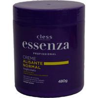 Creme Alisante Essenza System Normal 480G - Unico - Dafiti